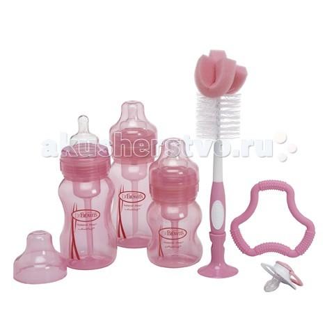 Наборы для новорожденных Dr.Brown's Набор бутылочек подарочный