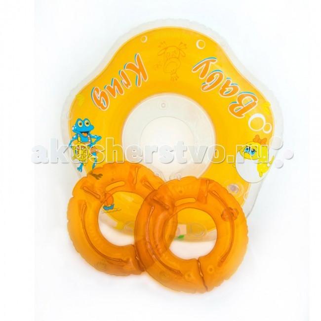 Круги для купания Baby-Krug 3D 0.3 мес.-6 лет.