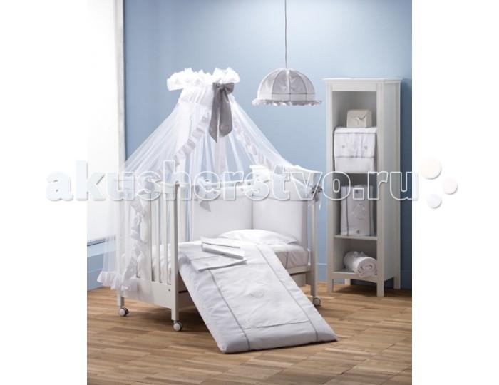 Балдахины для кроваток Erbesi Cuore со стразами Swarovski