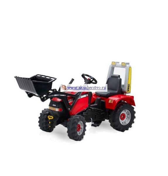 Педальные машины Falk Трактор с ковшом 960D