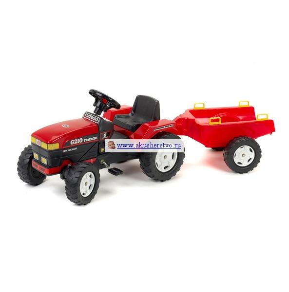 Педальные машины Falk Трактор с прицепом 872A