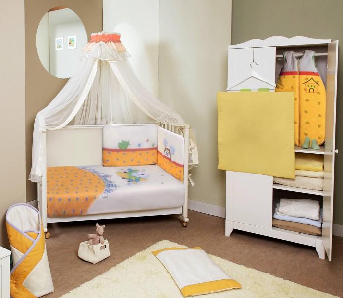 Балдахины для кроваток Feretti Air Teddy