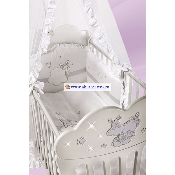 Комплекты в колыбель Feretti Baby Beddings Culla Etoile