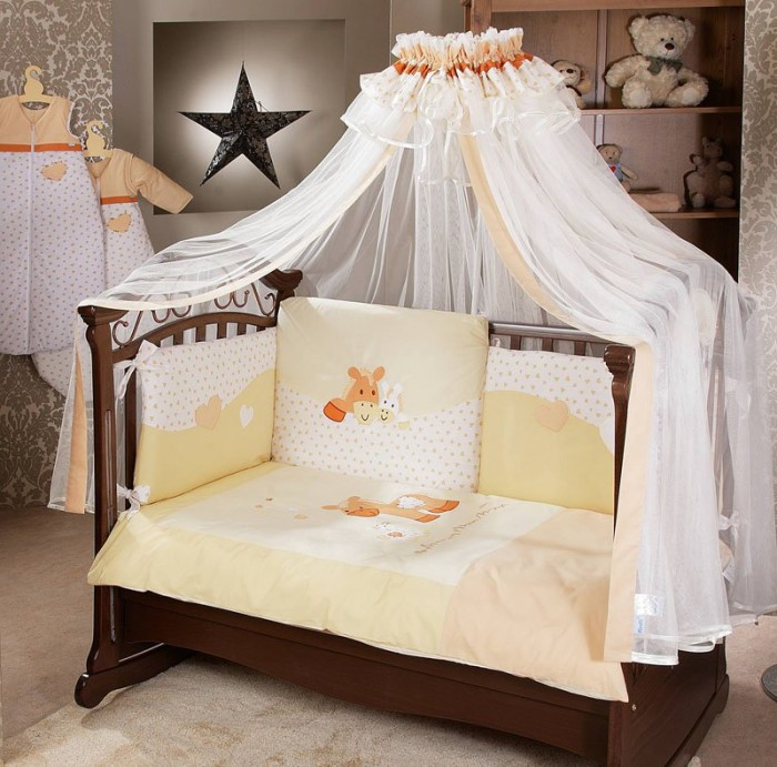 Комплекты для кроваток Feretti Pony (6 предметов)