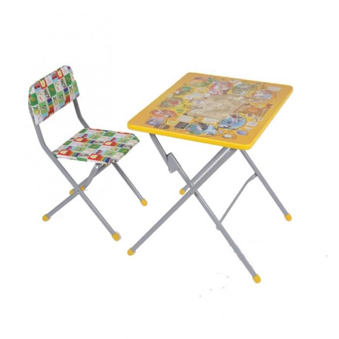 Столы и стулья Фея Комплект детской мебели Досуг №301