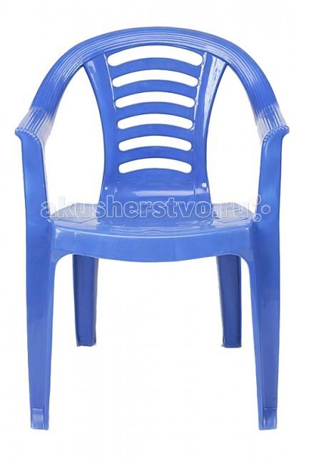 Пластиковая мебель Marian Plast Детский стул со спинкой