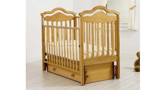 Детские кроватки Гандылян Анжелика (универсальный маятник)