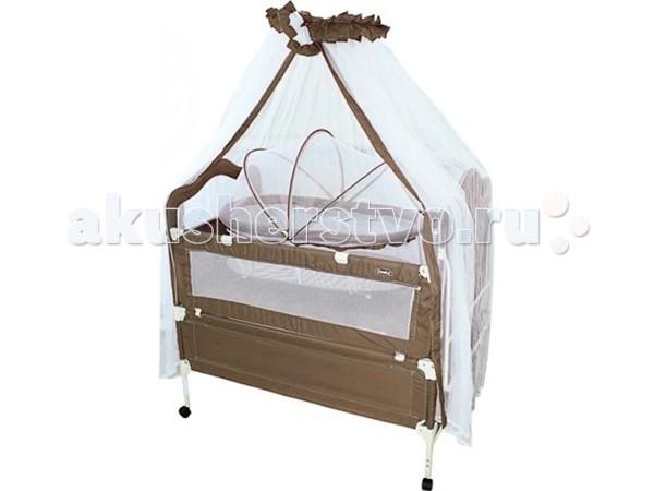 Кроватки-трансформеры Geoby TLY900