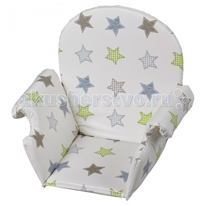 Вкладыши и чехлы для стульчика Geuther Мягкая вставка для стульев 4732