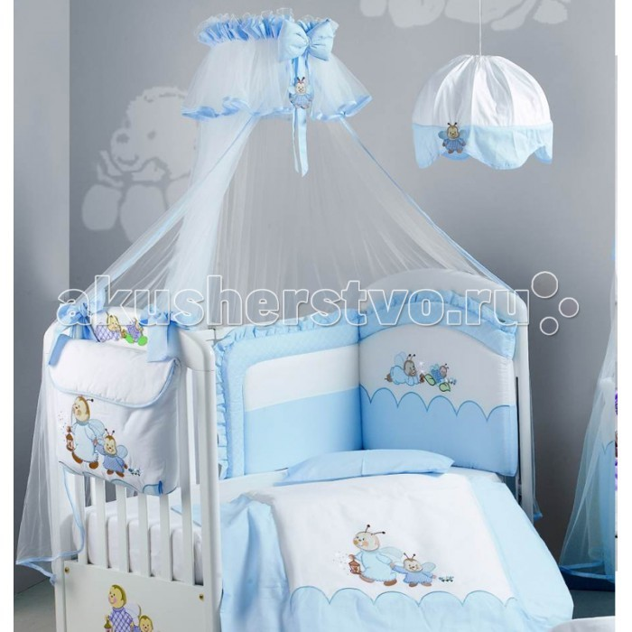 Балдахины для кроваток Roman Baby Lucciole с держателем