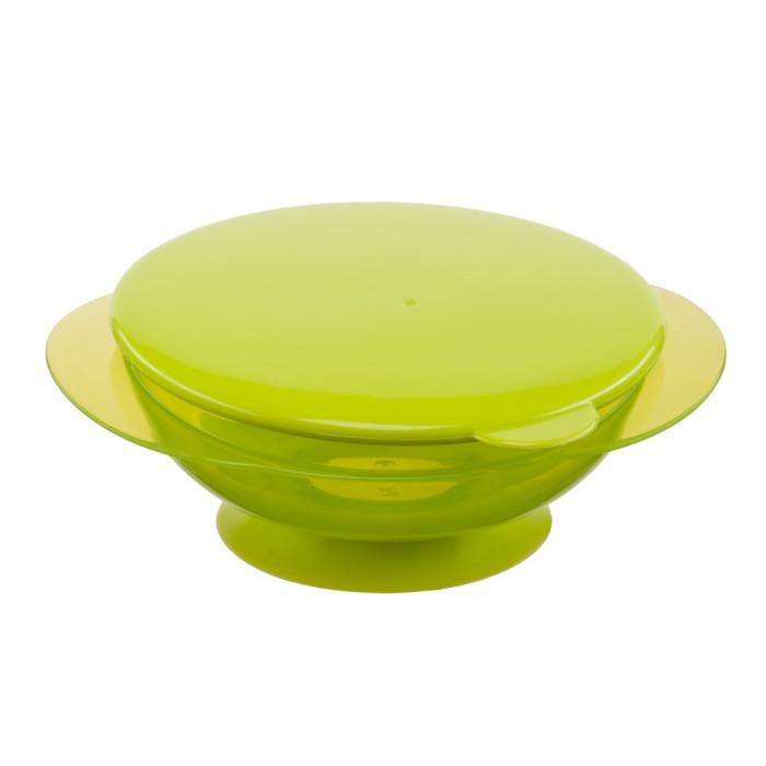 Посуда Happy Baby Тарелка на присоске Eat & Carry