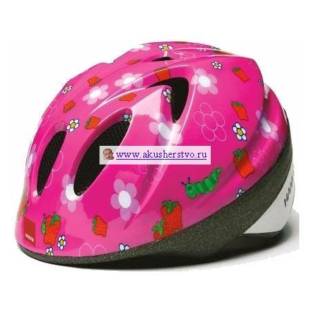 Аксессуары для велосипедов Hamax Велосипедный шлем Pink Flora