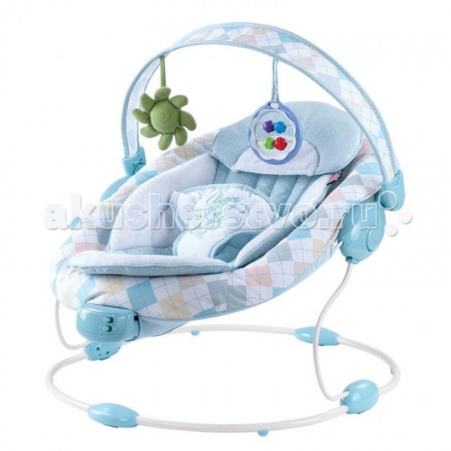 Кресла-качалки, шезлонги Happy Baby Шезлонг Lounger