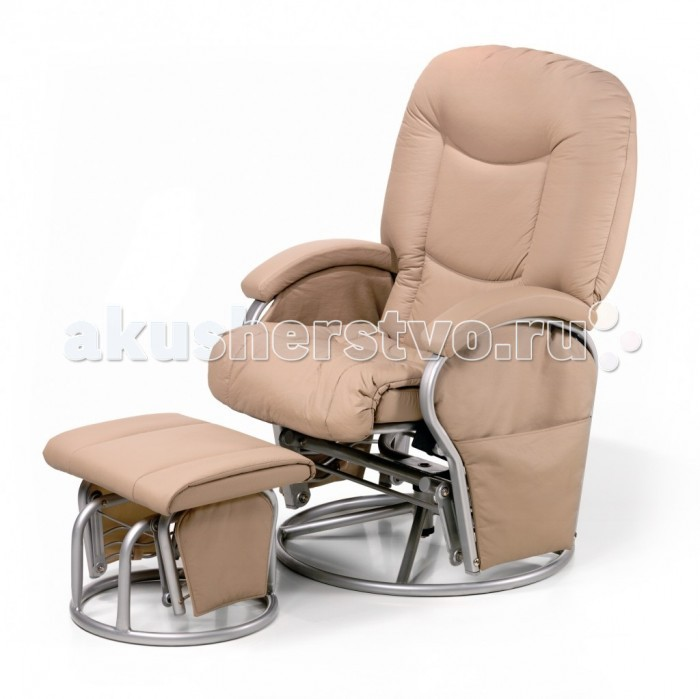 Кресла для мамы Hauck Metal Glider
