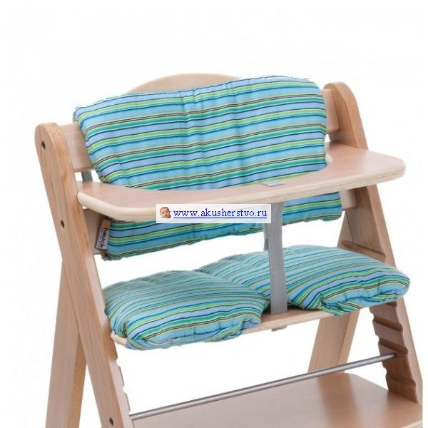 Вкладыши и чехлы для стульчика Hauck Вкладыш в стульчик Chair pad для Alpha