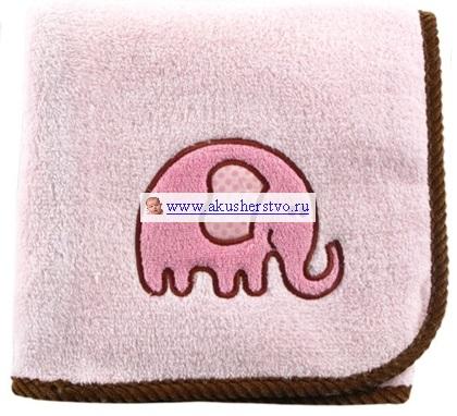 Пледы Hudson Baby Слонёнок 76х101