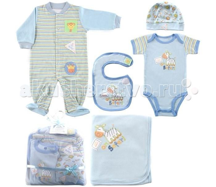 Подарочные наборы Hudson Baby 50018 55-61 (6 предметов)
