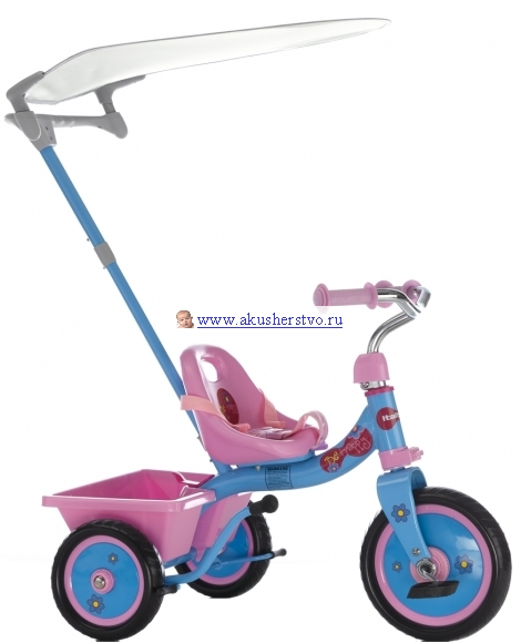 Трехколесные велосипеды Italtrike Be Happy Passenger 2180
