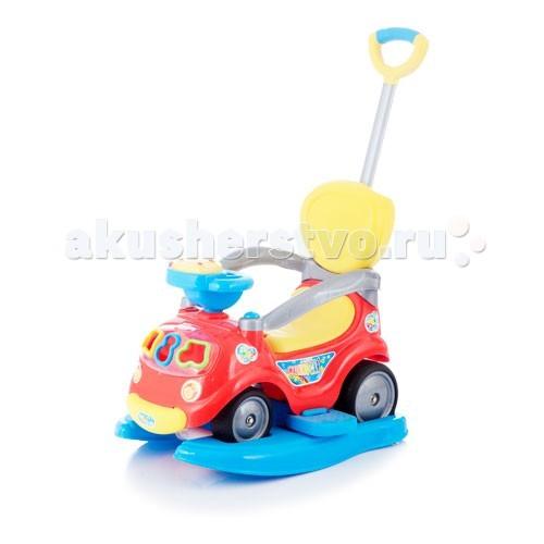 Каталки Jetem Pupuwalking Ridden Car