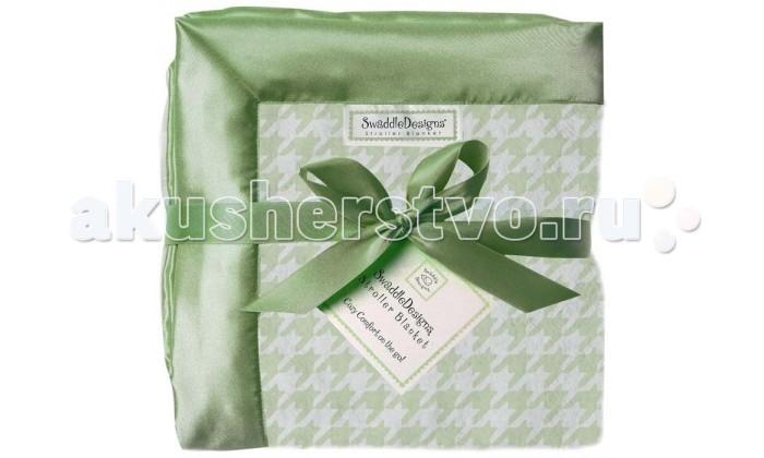 Пледы SwaddleDesigns для новорожденных Stroller Blanket