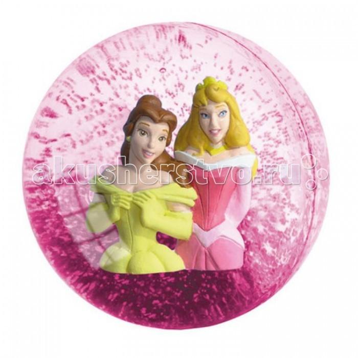 Мячи и прыгуны John Мяч-попрыгун 3D Принцессы 55 мм
