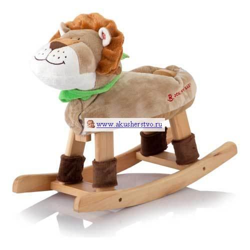 Качалки-игрушки Jolly Ride Львёнок Leo и его друзья