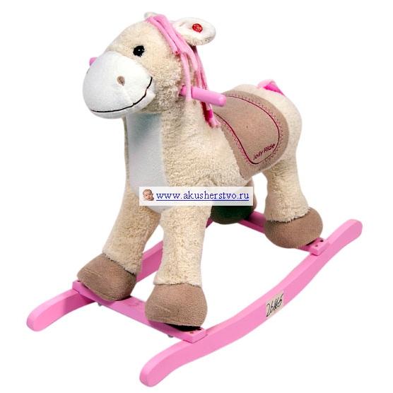 Качалки-игрушки Jolly Ride Ослик JR со звуковым эффектом