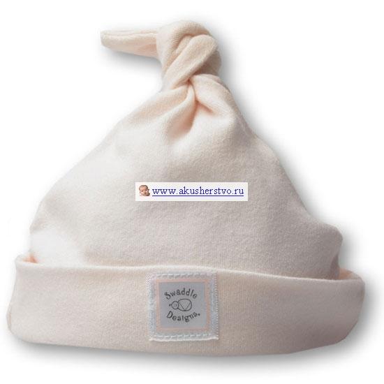 Шапочка для новорожденного Lt Pink w/PP Dots
