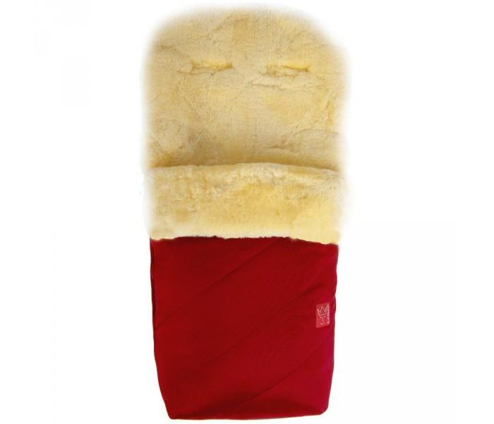 Зимние конверты Kaiser Paat меховой на 2-х молниях