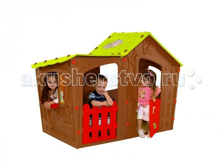 Игровые домики Keter Magic Villa