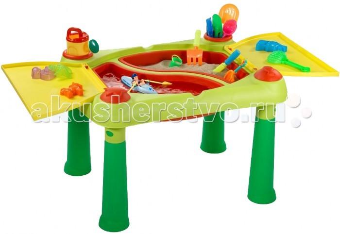 Песочницы Keter Столик для игр с водой и песком