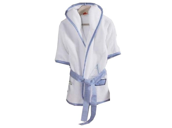 Халаты Kidboo Blue Marine флис