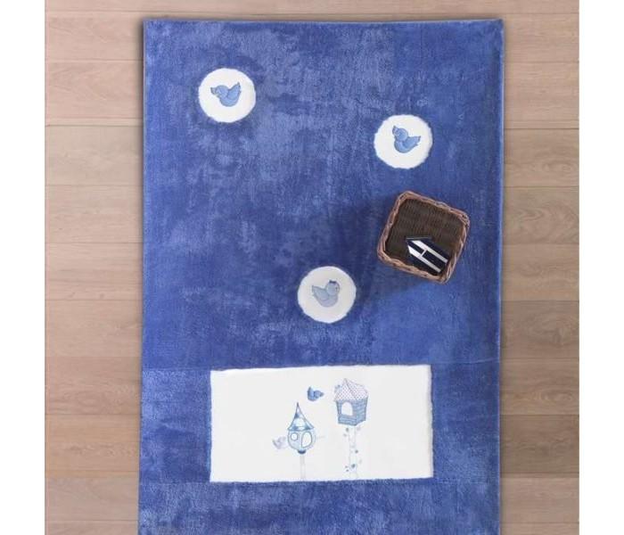Аксессуары для детской комнаты Kidboo Ковер Lovely Birds