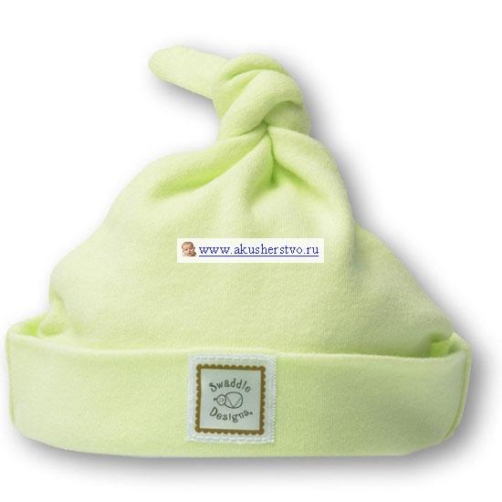 Шапочки и шарфы SwaddleDesigns Шапочка для новорожденного