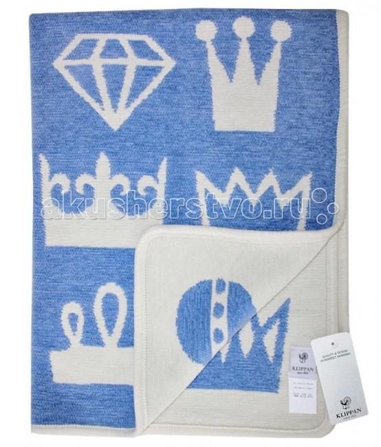 Одеяла Klippan из органического хлопка 70х90 см