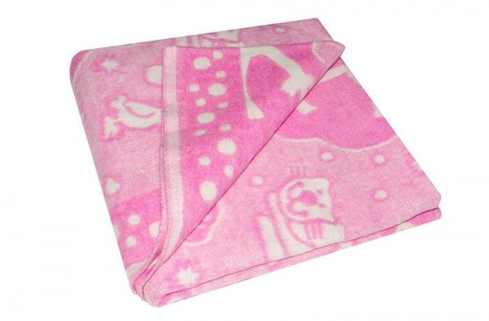 Одеяла Ермолино байковое 100х120 см