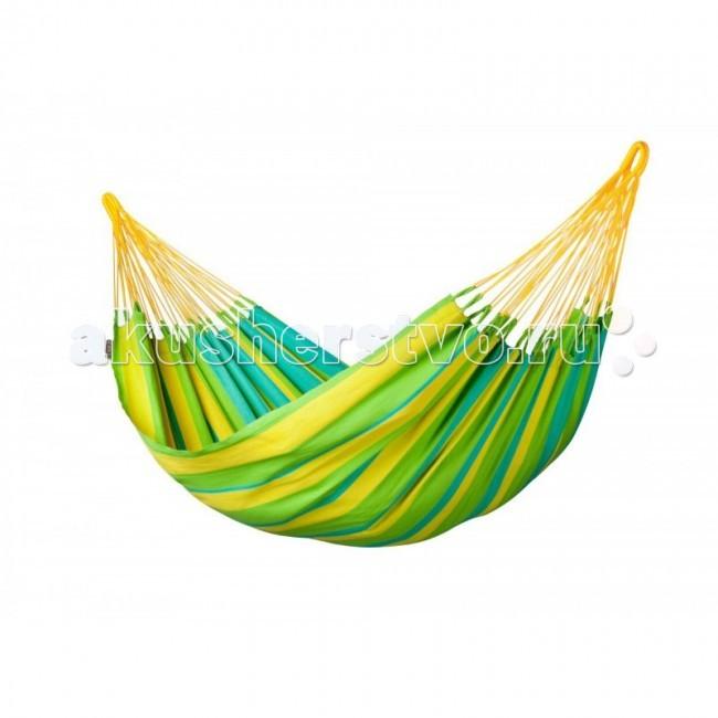 Гамаки La Siesta Одноместный подвесной гамак Sonrisa