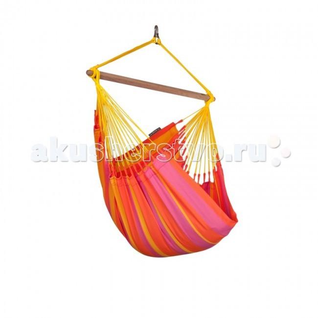 Подвесное кресло Sonrisa Basic Mandarine