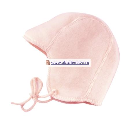 Детская шапочка 6-9 мес Розовый