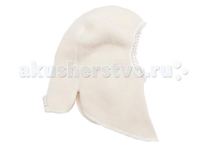 Шапочки и шарфы Lana Care Шапка-шлем с каймой