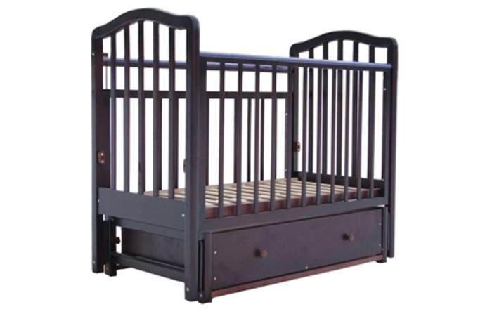 Детские кроватки Лаура 2 маятник продольный