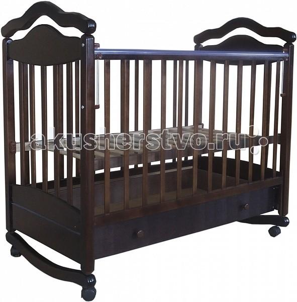Детские кроватки Лаура 7 качалка