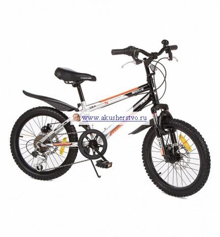 Двухколесные велосипеды Lider Kids G18A333