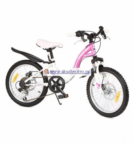 Двухколесные велосипеды Lider Kids G18A337