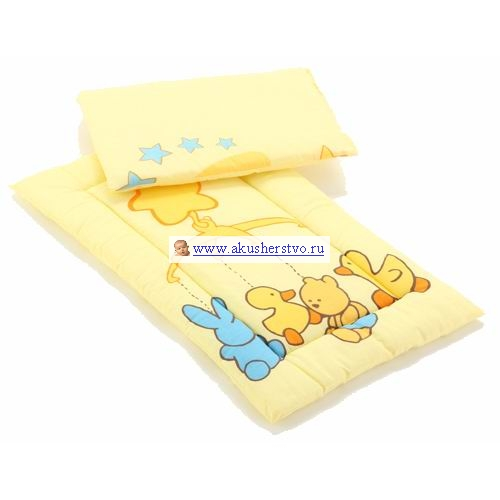 Комплекты в коляску Lider Kids Комплект матрас и подушка