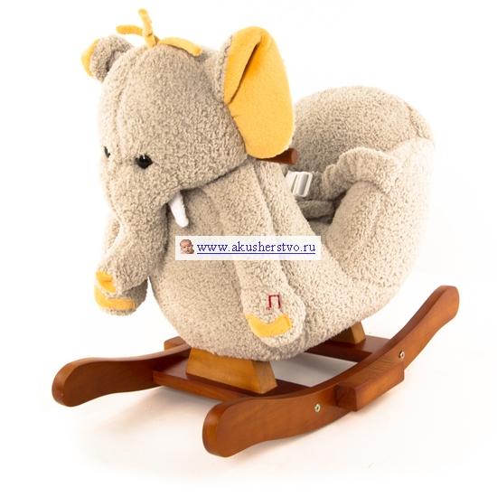 Качалки-игрушки Jolly Ride Слоник JR2524A/JR2524B