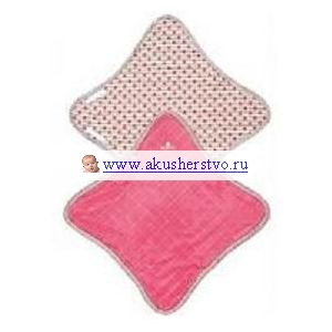 одеяло Wrapper Cotton BLC006 Dotty Pink