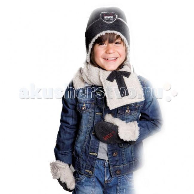 Шапочки и шарфы Lodger Шарф 1-3 года.