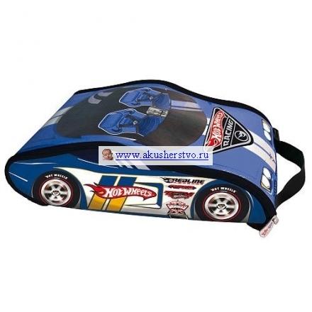Игровые коврики Disney HotWheels ЗипБин рюкзак гонщика с машинкой