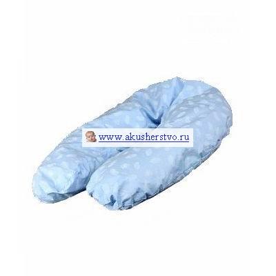 Подушки для мамы Mama's Helper Подушка для беременных и кормящих Холлофайбер